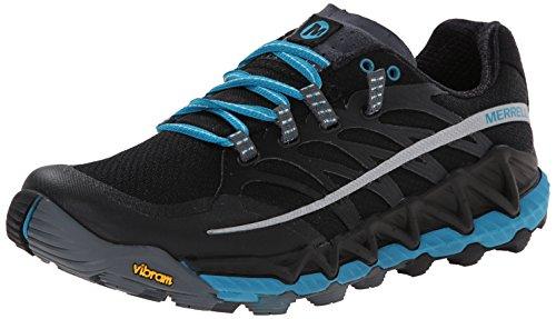 Merrell ALL OUT PEAK - Zapatillas de running Mujer, Negro - Black...