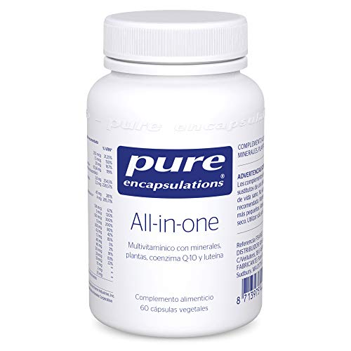 Pure Encapsulations - All in One 61g - Complejo Multivitamí