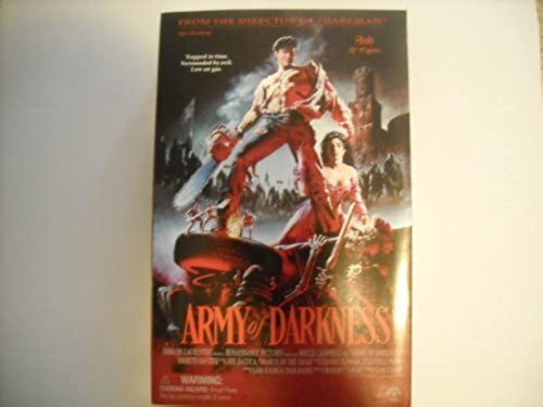 Army Of Darkness Movie Hero Good Ash Action Figure by Sideshow