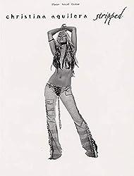 Christina Aguilera Stripped Pvg: