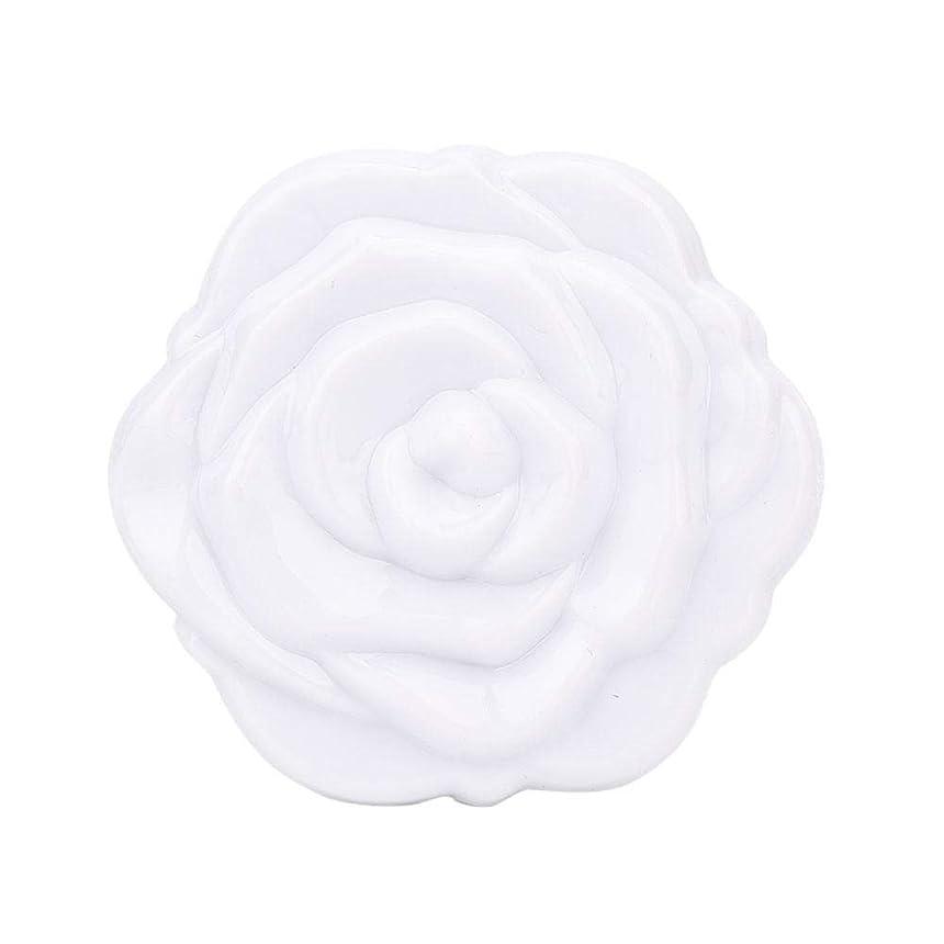 ベーコンコック存在2色レトロ折りたたみデスクトップ化粧鏡両面ミラー化粧品ミラー(01)