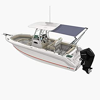 Oceansouth T-Top Extension Kit/Stern Shade