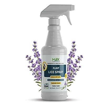 MDXconcepts Bio Läusekiller Abwehrspray