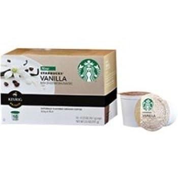 Starbucks K-Cup Vanilla