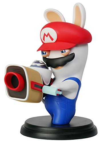 Lobcede Mario + Rabbids Kingdom - Figurine 6 Inch Rabbit Mario (Ubisoft)