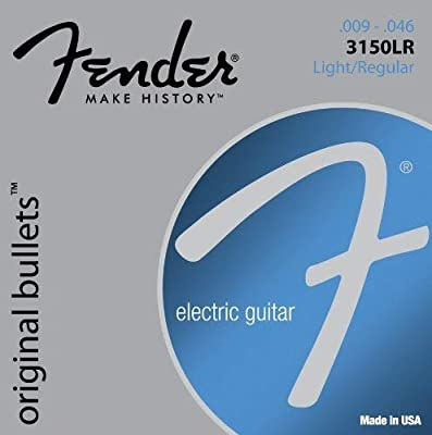 Fender Accessories Nickel-Plated Steel Roundwound Bass Strings 1