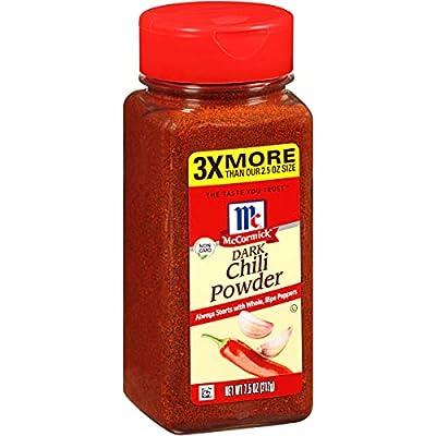 McCormick Dark Chili Powder, 7.5 oz
