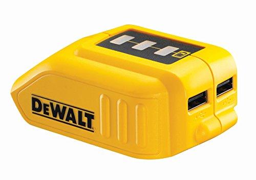 DeWalt DCB090-XJ USB-Adapterplatte fuer XR Akkus