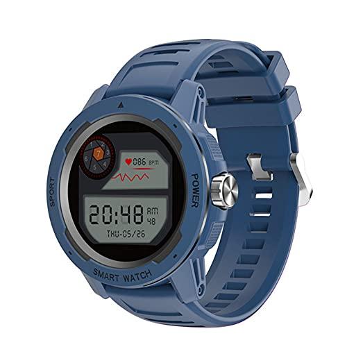 LSQ Smart Watch A Prueba De Agua Actividad De Fitness Tracker Ritmo Cardíaco Monitor De Sueño Hombres Mujeres Smartwatch Smart Pulsera,A