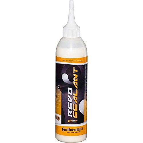 Continental Reparaturmaterial Revolution Sealant Dichtmilch 240 Ml, Weiß