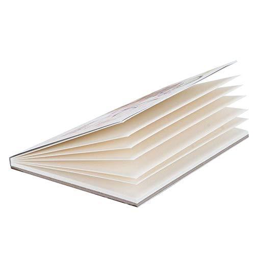 Herramientas de Pintura para Pinturas de Acuarela para Cuadernos de bocetos, blocs de Papel de Acuarela, Pintura Seca y húmeda, Accesorios de Dibujo artístico, lápices de Colores(Big)