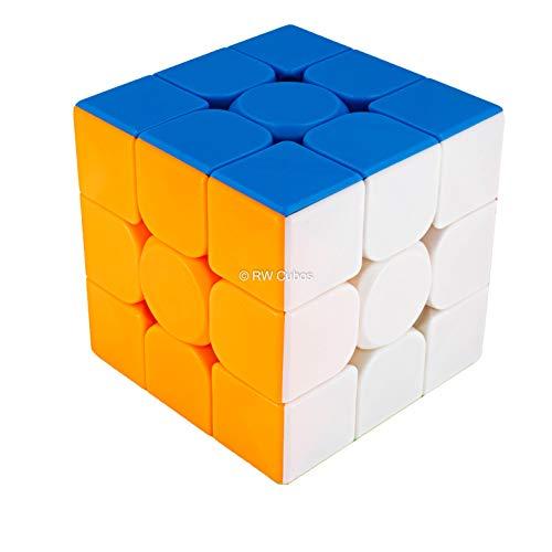 Cubo Mágico Profissional 3x3x3 Moyu Meilong Stickerless