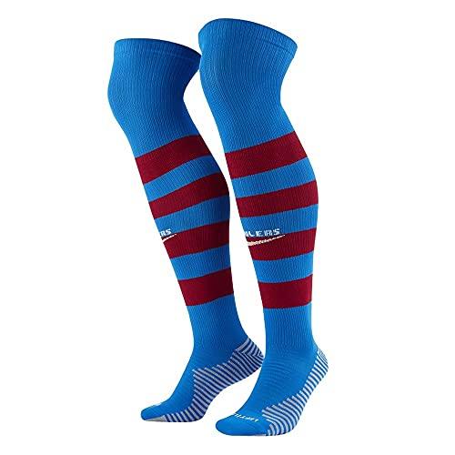 NIKE 2021-2022 Barcelona Home Calcetines (azul)