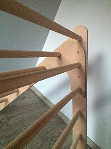 KlapperSpecht® Kletterdreieck nach Art Pikler !!!Extragroß!!! 90 cm hoch - 2