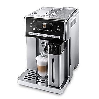 De'Longhi ESAM 6900.M - Máquina espresso, 1350 W, 1.4 L, 80 dB, acero inoxidable/plástico, acero inoxidable (B005ZMO4LY) | Amazon price tracker / tracking, Amazon price history charts, Amazon price watches, Amazon price drop alerts