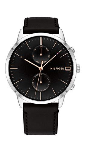 Tommy Hilfiger Reloj Analógico para Hombre de Cuarzo 1710406