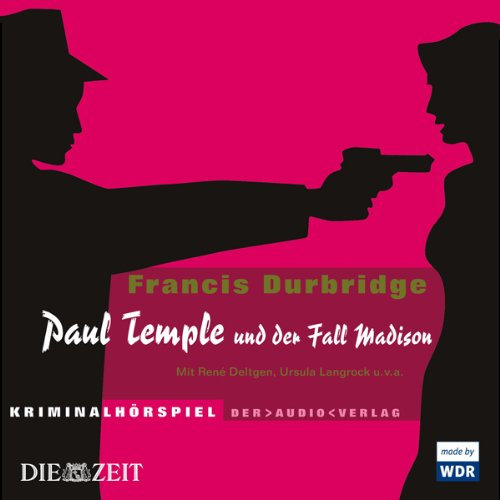 Paul Temple und der Fall Madison Titelbild