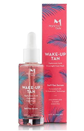 Mystic Tan Wake Up Tan Face Self Tanner Serum