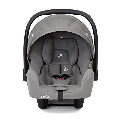 Joie i-Snug(TM) Babyschale, Farbe:Gray Flannel