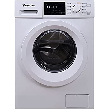 Magic Chef Energy Star 2.7 Cu Ft Ventless Washer/Dryer Combo in White