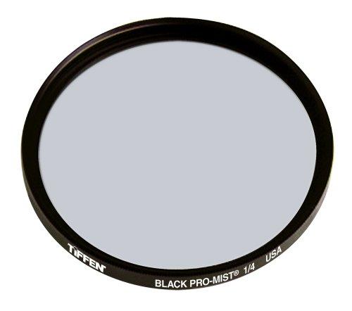 Tiffen Filter 62MM BLACK PRO-MIST 1/4 FILTER