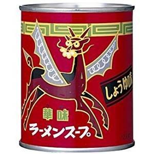 ベル食品 ラーメンスープ華味 醤油味 240g
