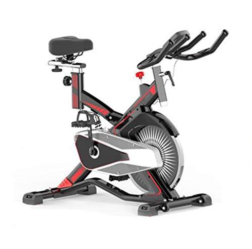 Gycdwjh Vertical Bicicleta, Interior Deportes Equipo de musculación Pantalla LCD Pedal de Pie Bicicleta Ejercicio Bicicleta para la Oficina en Casa Ejercicio Aeróbico