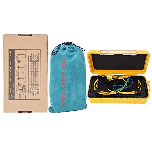 OTDR-Starterkabel Box LC/APC-LC/APC-Test Verlängerungskabel Glasfaser-Starterkabel Single Mode mit 500M OTDR-Verlängerungskabel