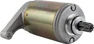 DB Electrical SMU0065 Starter For Yamaha Big Bear 350 2WD 4WD (87-97) Kodiak 400 (93-98) Raptor 350 (04-07) Warrior 350 (87-04)1UV-81800-50-00 1UY-81800-51-00 1UY-81890-00-00 1YW-81800-50-00