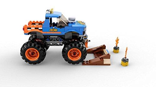 Camion Monstre LEGO City Monster Truck 60180 - (192 pièces) - 1
