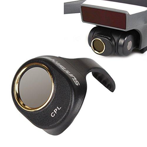 Darkhorse CPL Circular Polarizer Camera Lens Filter for DJI SPARK (Won¡¯t Affect Gimbal Calibration)