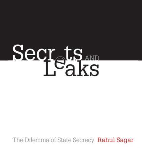 Secrets and Leaks audiobook cover art