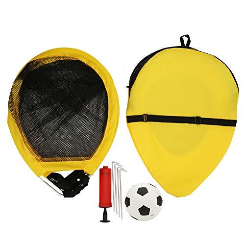 SunshineFace 68 Cm Ijzeren Paal Doek Materiaal Opvouwbare Voetbal Poort Kit Voetbal Deur Buitensporten Oefening Speelgoed