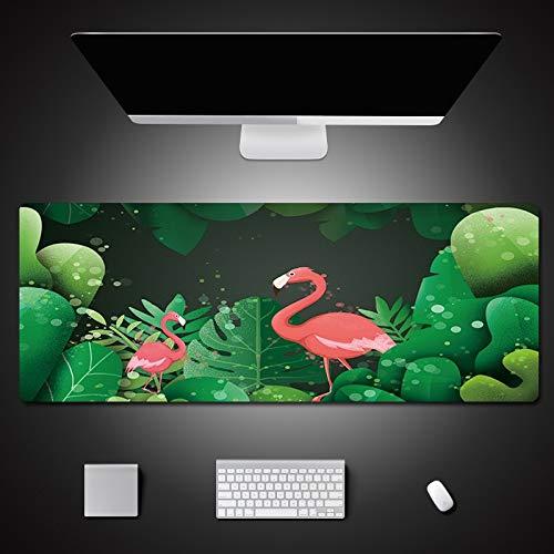 Preisvergleich Produktbild Mauspad Große Computermatten Gummi Mauspad Große Mauspad Tastatur PC Schreibtischschutz Gaming Zubehör für Laptops 800x500x3mm