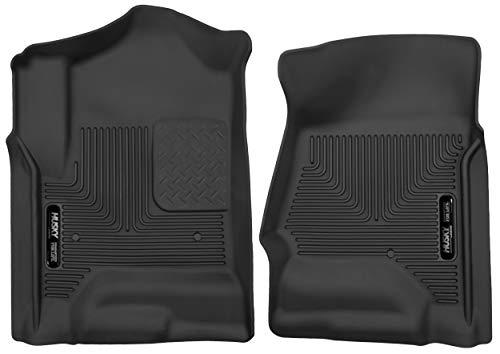 07 gmc sierra 2500 door panel ca - 2