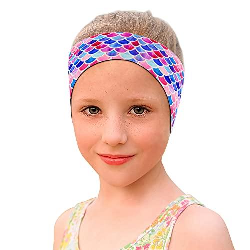 ZOEKIM Swimming Headband for Kids &…
