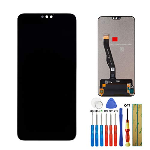 E-YIIVIIL Display LCD compatibile con Honor 8X/Honor View 10 Lite/Honor 9X Lite Display Touch Screen Digitizer LCD Assembly