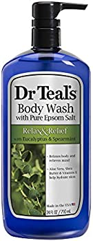 Dr Teal's Ultra Moisturizing Body Wash Relax and Relief, 24 Oz