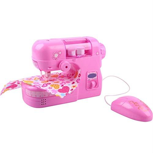 Yippel Kinderen Naaimachine Kleine Elektrische Kids Naaimachine Thuis Speelgoed Set