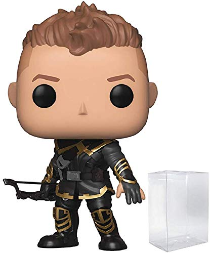 Marvel: Avengers Endgame - Hawkeye (Ronin) Funko Pop! Vinyl Figure (Includes Compatible Pop Box Protector Case)