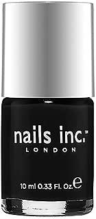 nails inc, LONDON BLACK TAXI (patent Black) .33 oz Full Size, NEW