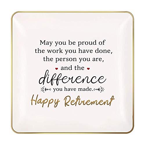 Happy retirement appreciation gift