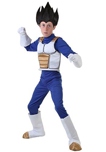 Dragon Ball Z Child Vegeta Costume Small (4-6)
