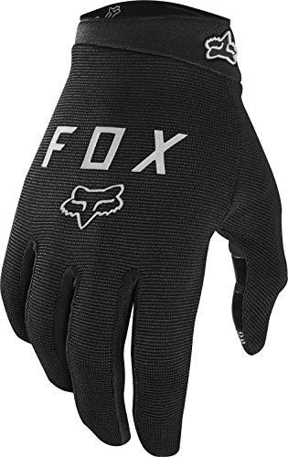 Fox Racing Mens Ranger Mountain Bike Gloves, Touch Screen, Protection Gel Pad, Full Finger