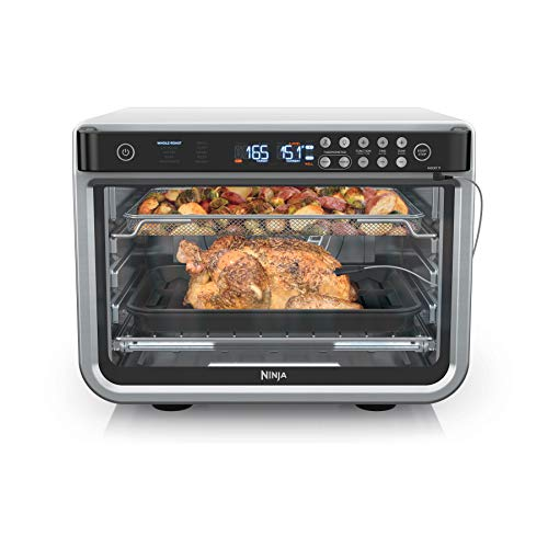 Ninja Foodi DT251 10-in-1 Smart Air Fry Digital Toaster Oven $194.99