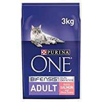 Purina ONE Adult is a nutrition targeted at cats aged 1 year and over. Proven to help reduce tartar build-up by up to 40% Healthy urinary tract promoted by balanced minerals High nutrient absorption thanks to high quality ingredients