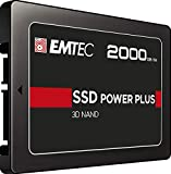 Emtec ECSSD2TX150 - Disco Duro SSD Interno (2,5', SATA X150 Power Plus 3D NAND 2TB