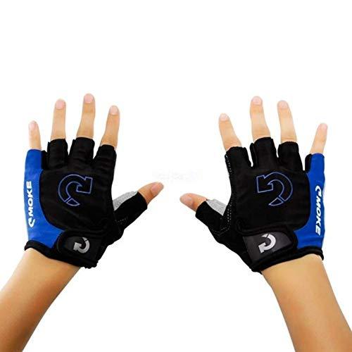 XGZ Fietshandschoenen, ademend, halve vinger, wielersport handschoenen, mountainbike, motor, sporthandschoenen