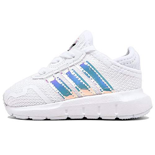 adidas Girls Toddler Originals Swift Run X Casual Shoes Fz3883 Size 8