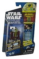 Hasbro スター・ウォーズ クローン・ウォーズ ベーシックフィギュア R7-A7/Star Wars 2010 The Clone Wars Action Figure CW43 R7-A7 [並行輸入品]